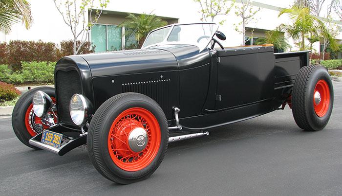 spud 39 s garage 1928 ford roadster pick up. Black Bedroom Furniture Sets. Home Design Ideas