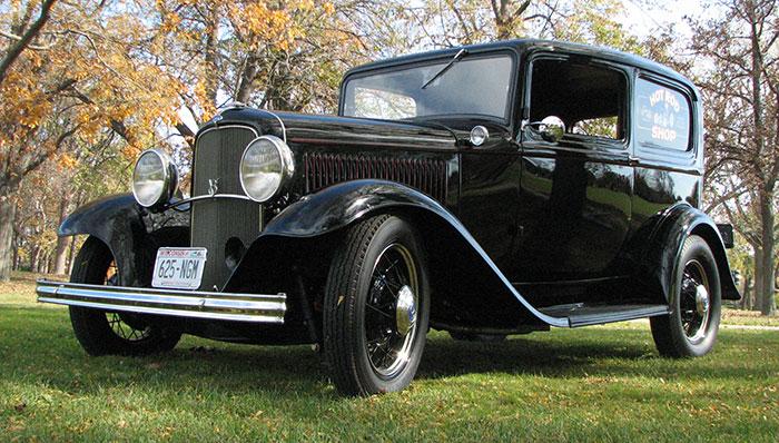 & Spudu0027s Garage - 1932 Ford Sedan Delivery markmcfarlin.com