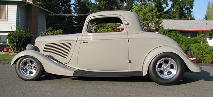 Spud 39 s garage 1933 ford 3w coupe for Garage ford 33
