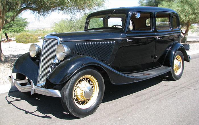 Spud 39 s garage 1934 ford 4dr sedan for 1934 ford 4 door sedan