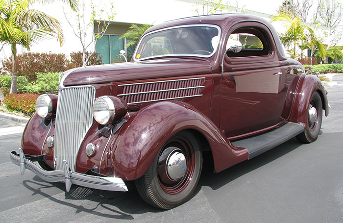 Spud 39 s garage 1936 ford 3 window coupe for 1936 ford 3 window