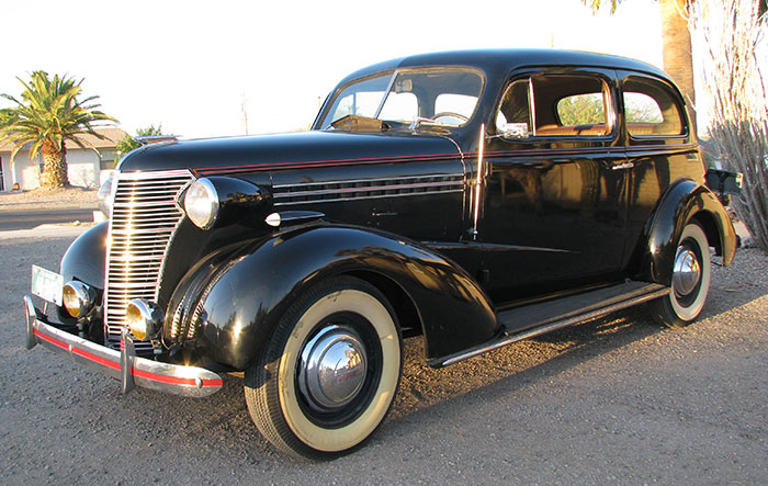 1938 Chevy Master Deluxe