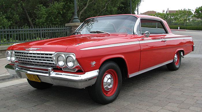 Spud S Garage 1962 Chevy Impala Ss 409 4 Speed