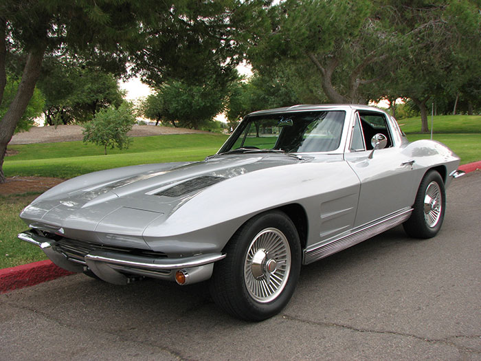 Spud 39 s garage 1963 chevy corvette split window for 1963 chevy corvette split window for sale
