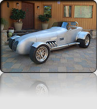 Boat-Tail Speedster/Roadster