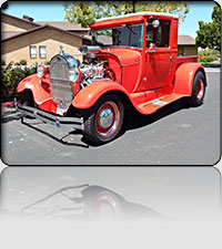 1928 Ford Model A Pick-Up