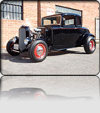 1932 Ford 5W Retro Rod