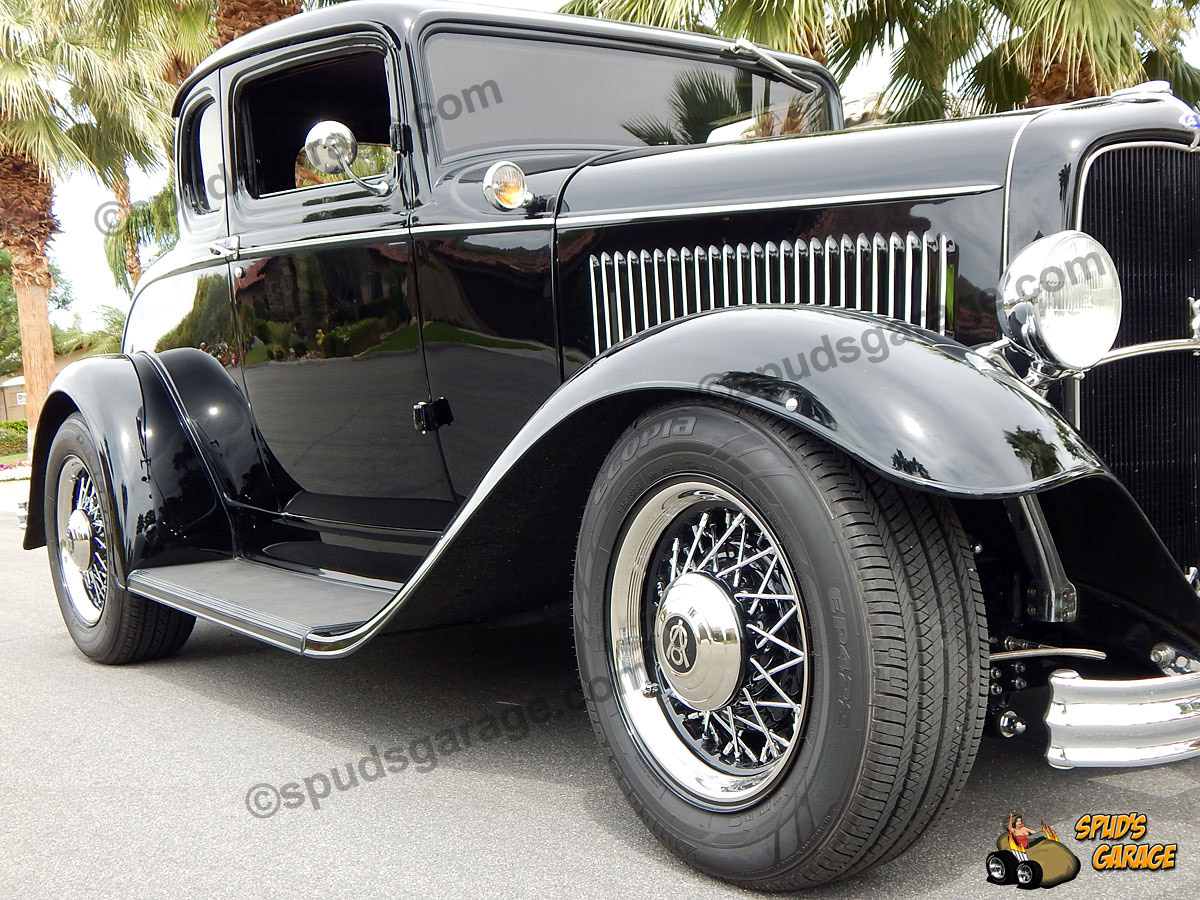 Spud S Garage 1932 Ford 5w Coupe For Sale