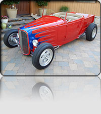 1932 Ford Roadster PU