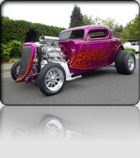 1933 Ford 3W Coupe