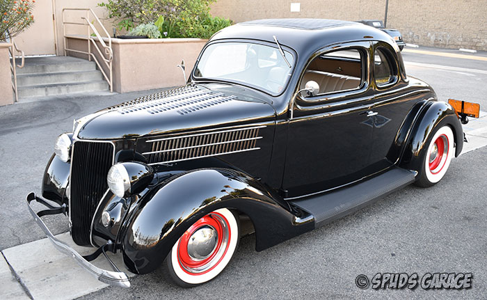 1936 ford 5 window coupe all henry steel resto rod for for 1936 ford 5 window coupe for sale