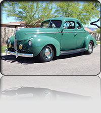 1940 Ford Std Coupe