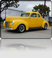 1940 Ford Biz Coupe