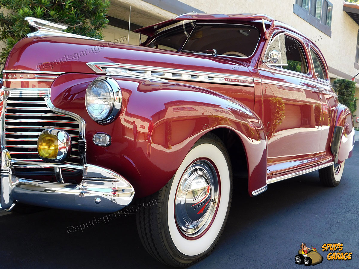 1941 Chevrolet 2DR Special Deluxe - For Sale | Spud's Garage