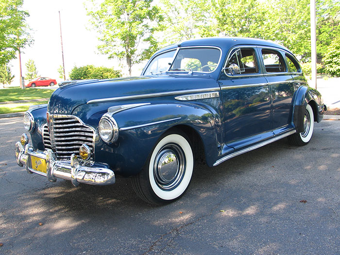 Buick Special Sedanette 1941 1941 Buick Special Sedan
