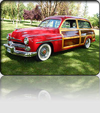 1950 Mercury Woody Wgn