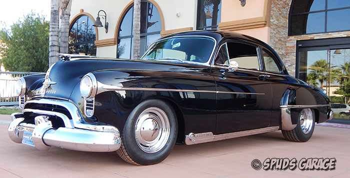 1950 Oldsmobile Futuramic 88 Deluxe Club Coupe Resto Mod