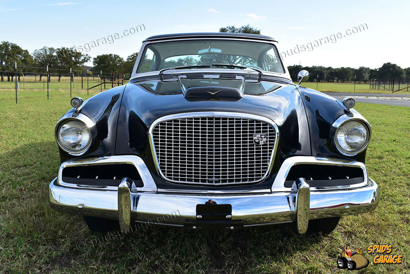 1957 Studebaker Golden Hawk : 1957 Studebaker Golden Hawk Super-Charged